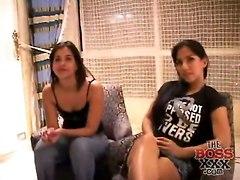 Cam: Hispanic Sisters - Cumswap!