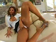 milf pornstar ass teasing big tits brunette panties rubbing pussylicking blowjob face fuck handjob hardcore riding doggystyle cumshot facial brunette latina tight wet