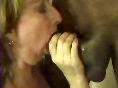 amateur interracial bbc homemade wife blowjob