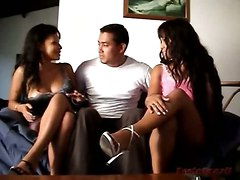 lesbian brazilian sisters jessica and marcela leon