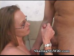 pussy blonde petite milf blowjob natural wife squirting glasses reality swinger phoenix cuckold sharing
