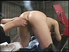 Asian BDSM Squirting