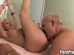 mature ass licking pussy fucking dick old blonde