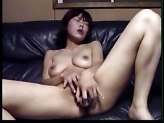 Amateur Asian Masturbation