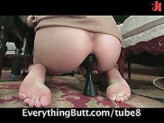 Bobbi Starr & Her Giant Ass Toys