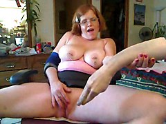 Fist Toy Amateur Solo Mature Fisting