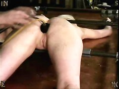Enema Punishment On Enema Table