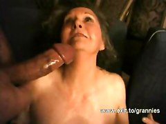 two old wild horny lady s sharing black boy  Angela licks his asshole  Alice sucks his big black meat dry till the last drop