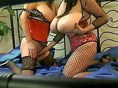 Bozena In Hot Threesome