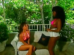 Black and Ebony Lesbians Teens