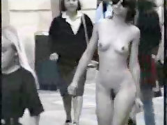 Public Nudity Tits
