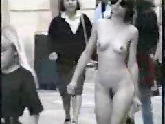 Public Nudity Tits