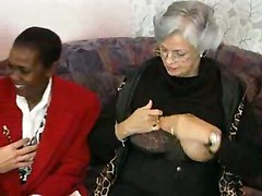 hardcore mature suck granny double penetration