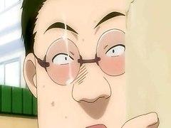 anime blowjob schoolgirl tight at fucking