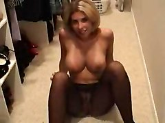 Blondes Blowjobs Stockings