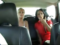 2 German Bitches Hot Blowjob