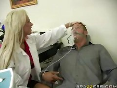 Sexy Dentist Tanya James!