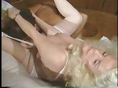 blowjob blonde big tits vintage pussy licking