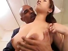 japanese nurse black interracial