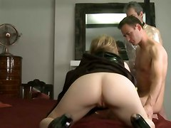 Mistress Cum Eating Cuckold Cuck Humiliation Mean HumiliateCum Other Fetish Bizarre