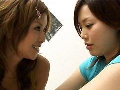Lesbian Kiss Hotaru Akane Censored +