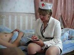 Drunk mature nurse fuck