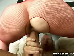 stockings hardcore blonde sofa bigass pussyfucking