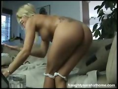 amateur homemade webcam blonde tight teasing ass tattoo panties striptease dancing spanking couch big tits oil wet rubbing cameltoe anal fingering ass to mouth pussy toys dildo solo masturbation