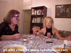 mask milf amateur italian fucking orgy mature teen older