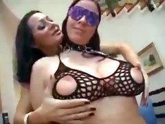 lesbian pussy hard r sandra romain gianna michaels