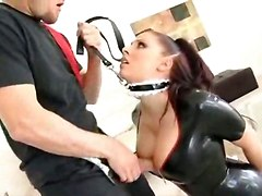 bdsm hard sex big boobs blowjob cum