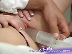  Fetish Squirting Reality Doctor Dildo Big Tits squirt