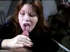 Homemade Amateur Blowjob Facial CumstraightbrunetteCum Amateur BJ HJ Home made