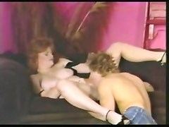 cock riding big tits hardcore classic