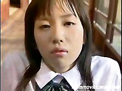 japanese asian teen cumshot schoolgirl