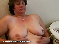 Mature Fingering Solo Blonde Bbw Amatuer Homemade Solo Mature Big Boobs BBW