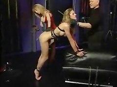 BDSM Hardcore Lesbians Sex Toys