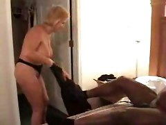 wife mature sex tits chubby ass boobs blonde fuck hard black