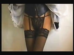 Close ups Stockings Upskirts