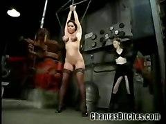 stockings lesbian strapon bdsm fetish bondage sextoys slap kink