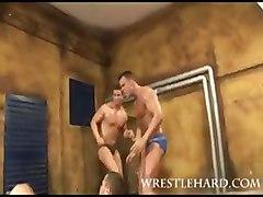 gay wrestling group