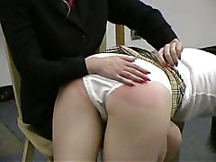 Spanking Classroom LezdomOther Fetish Spanking