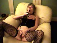 mature stockings pussy lingerie fetish couch rubbing homemade amateur masturbation solo hardcore hairy close up