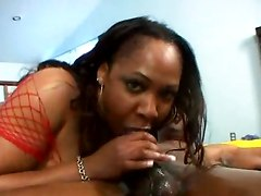 thick big ass booty ass fucked ffm oiled fishnets stockings latin black big cock