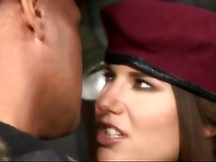 Claudia Rossi She Is In The Army Now