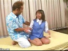 fingering fucking japanese cumshot blowjob