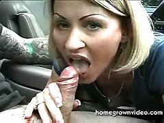 cum swallowing milf big dick blowjob handjob