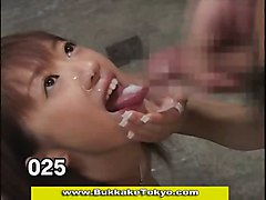 cumshot cum facial asian bukkake japanese asia japan bukake semen cumbath cumshower spermbath spermshower