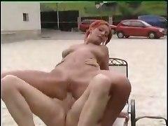 anal homemade redhead fucking tits amateur