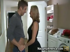 milf mom reality blonde blowjob hardcore